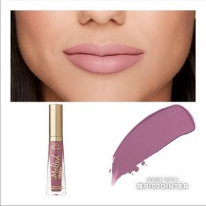 4 for $30 TOO FACED Melted Matte Liquid Lipstick